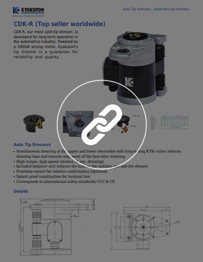 Afilador Automático de alta velocidad / CDK-R