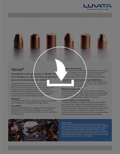 Nitrode® GlidCop (Al2O3)