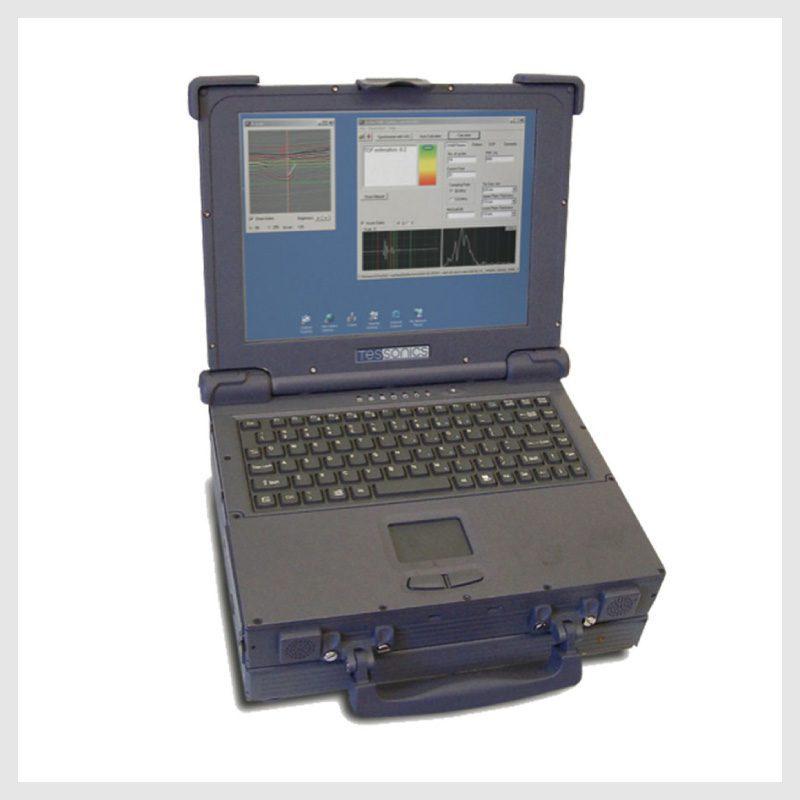 Instrumento de ultrasonido IWA