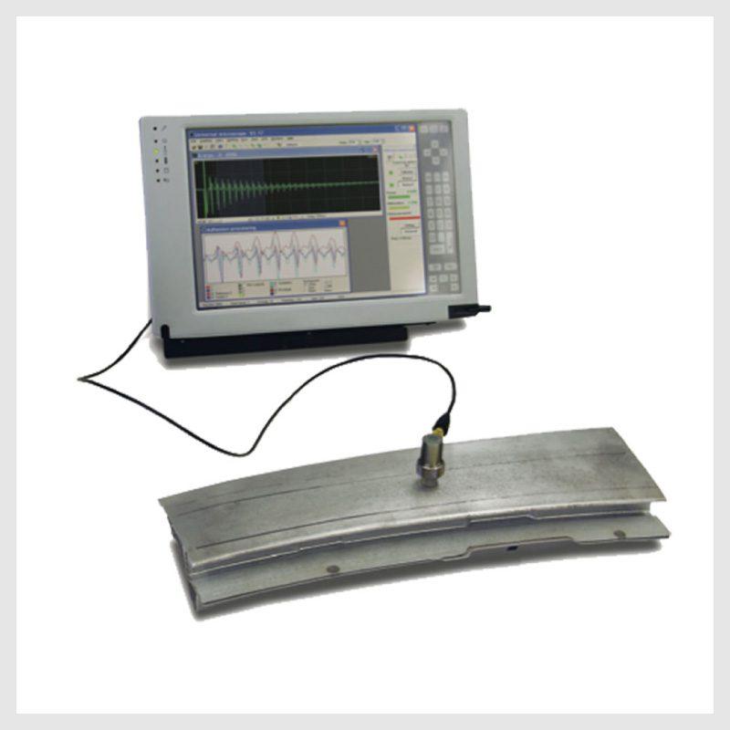 Sistema de inspección de adherencia SEABA