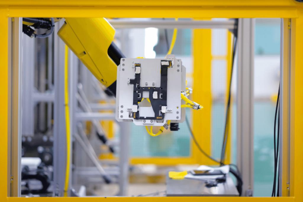 sensores de seguridad para robots