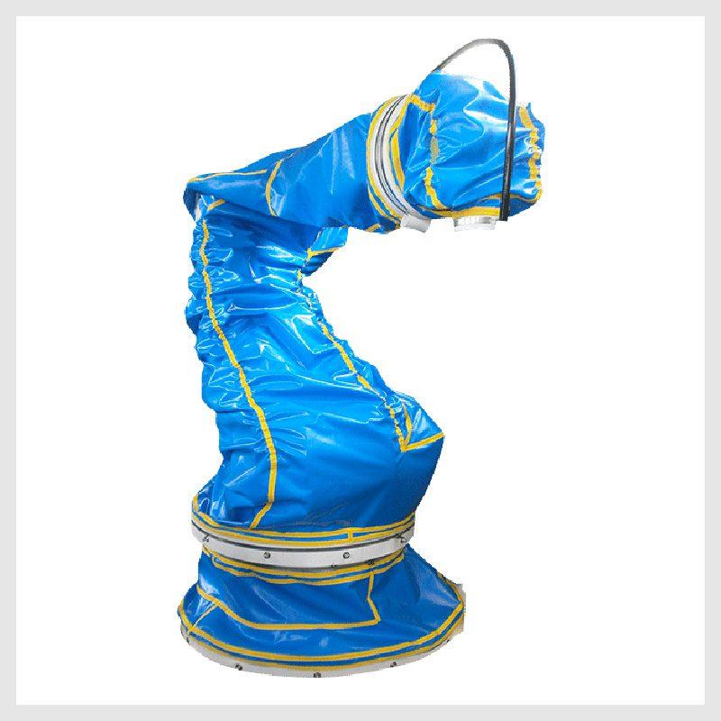 cubierta de protección para robot